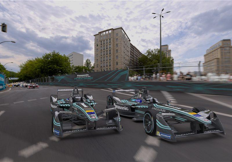 Jaguar FIA Formula E