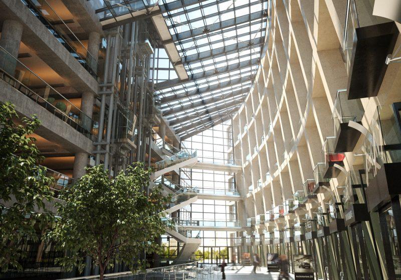 Interior/Exterior CGI